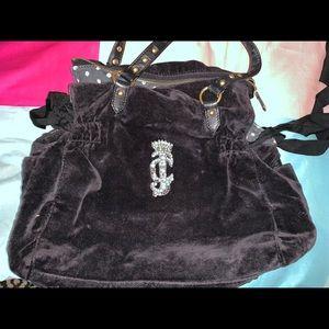 Juicy couture Velour purse